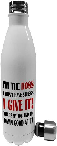 750ml I'm The Boss